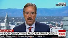 Talk Radio Host Says He Was Fired Mid-Show After Criticizing Trump