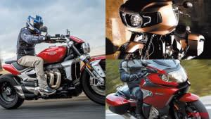 2020年摩托車壇名車大賞!扭力排行榜TOP10