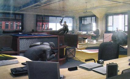 Ubisoft says Conviction can't be done on PS3