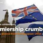 Britain's divorce from European Union goes awry