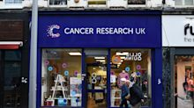 Mental health and cancer top the UK's charity donations
