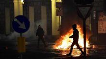 Covid-19 : colère en Italie, craintes de reconfinement en France
