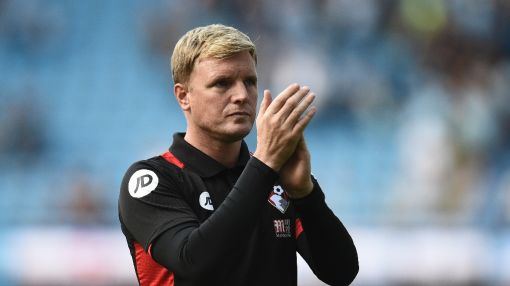 Eddie Howe rules out England football job -- for now