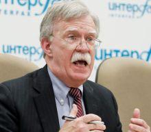 Bolton Slams White House for Effort to 'Suppress' His Memoir