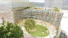 Report: Splunk eyes larger lease at under-construction Santana Row office development