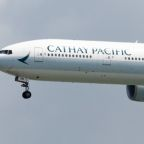 Cathay Pacific shelves U.S. dollar bond plans amid Hong Kong unrest