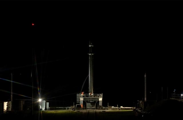 Rocket Lab mission fails shortly after launch