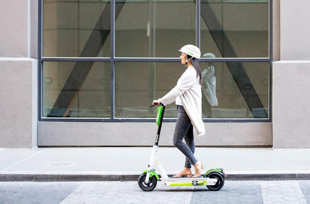 Lime's Gen 3 scooter is built to survive rider abuse