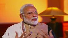 Modi Bats For Simultaneous Polls, Slams Caste Politics