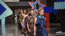 London Fashion Week AW17: A retro House of Holland clashes cowboys, racing and Clueless