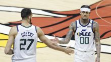 Jordan Clarkson: Jazz want to 'prove people wrong' with or without MVP buzz for Donovan Mitchell, Rudy Gobert