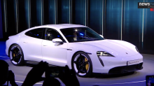Porsche Taycan revealed: The monster stats behind Porsche's big electric bet