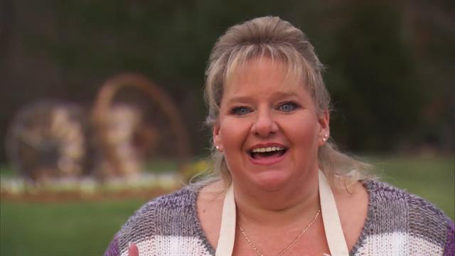The American Baking Competition - Francine on Star Baker