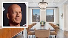 Bruce Willis has just put his New York City apartment up for sale – take a tour