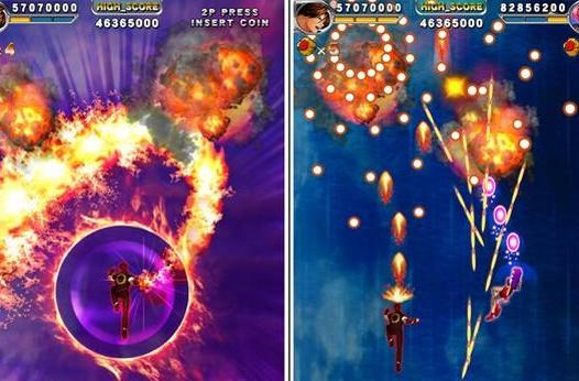 SNK developing King of Fighters shmup for XBLA