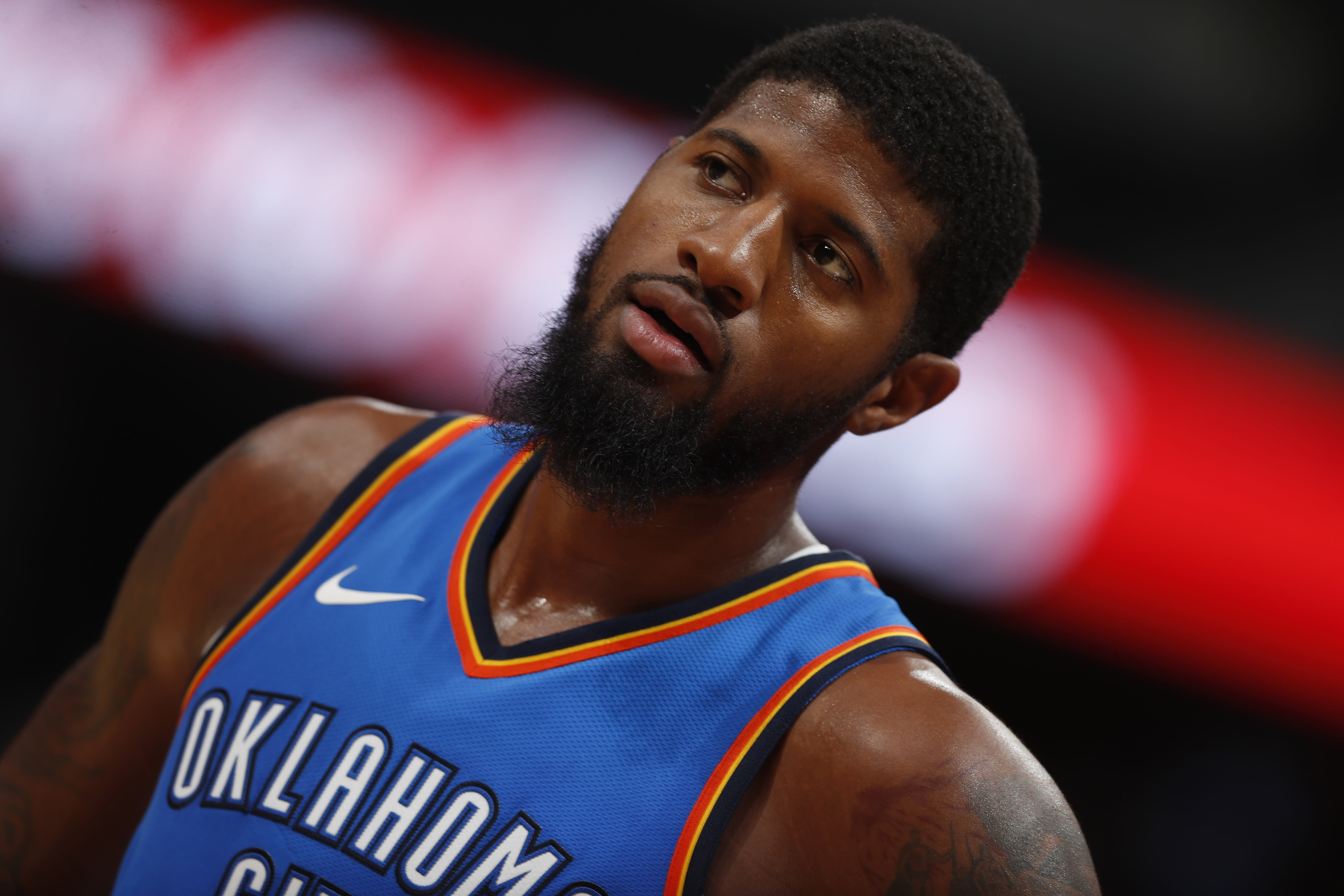 Pacers coach suggest Paul George wasn't a leader George En Paul