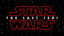 Star Wars Episode 8 officially titled The Last Jedi