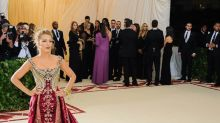 Blake Lively lied about her red carpet outfits