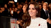 The Duchess of Cambridge could be banned from the BAFTAs