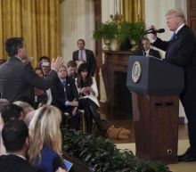 CNN sues Trump for banning journalist Jim Acosta from White House