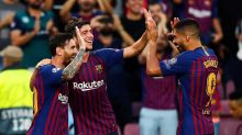 Barca, Inter, Liverpool win in Champs Lge