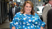 Chrissy Metz wows in $145 floral-print dress from Reese Witherspoon's plus-size Draper James collaboration