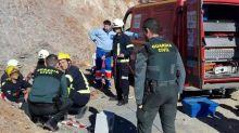 Bimbo caduto nel pozzo, tunnel terminato: ora si scaverà con le mani