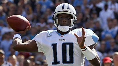 Vince Young still affected when he sees other NFL quarterbacks play