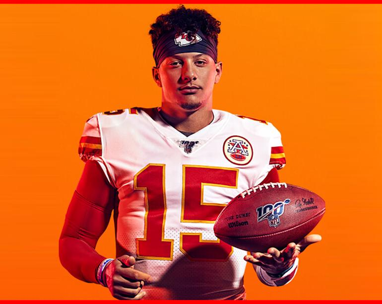 The Rush Cards Draft Murray Madden Drafts Mahomes For 20 Cover