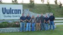 Vulcan Quarry In Alabama Wins Prestigious Platinum Environmental Award