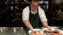 From dishwasher to 'top chef'