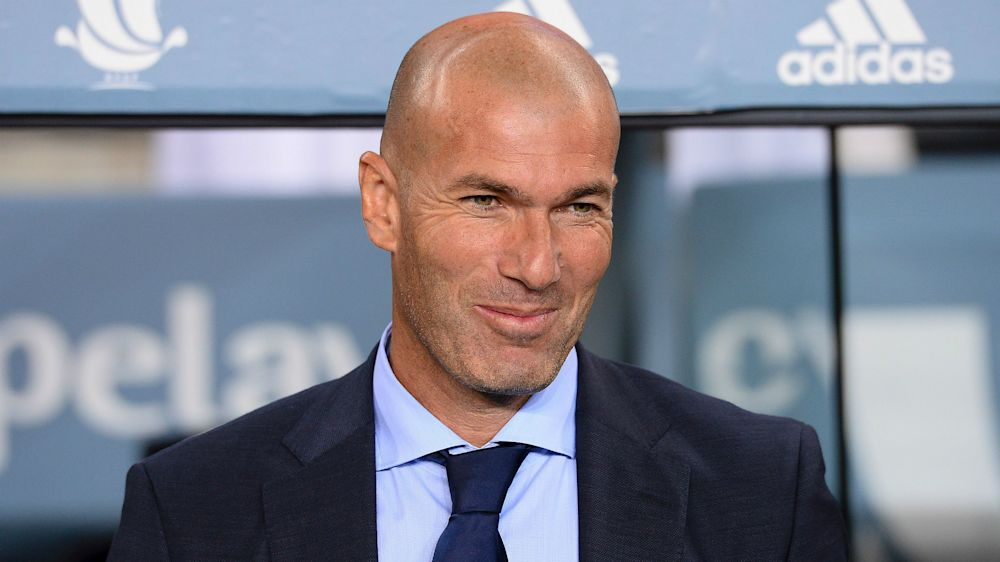 Real Madrid, Zidane très exigeant