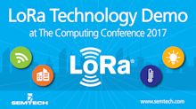 Semtech to Feature LoRa Technology at The Computing Conference 2017