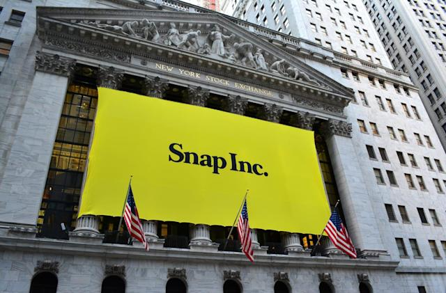 Snapchat plans a big redesign to attract more users