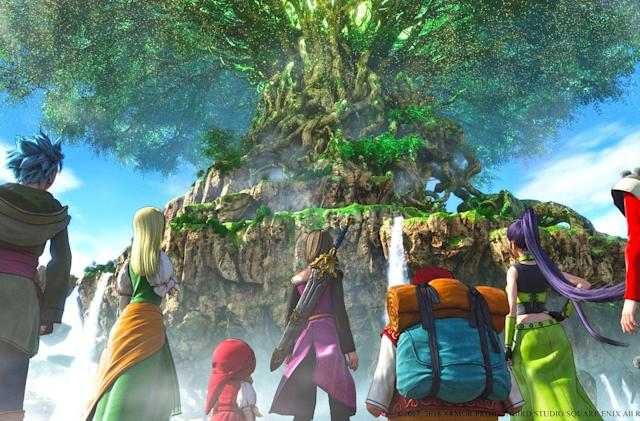 'Dragon Quest XI' arrives on PS4 and PC in the US September 4th
