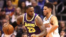 LeBron James slams NBA over Devin Booker All-Star snub