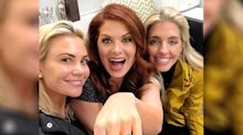 'I proposed to myself!': Debra Messing gave herself an engagement ring, and the Internet loves it