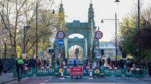 Children's Commissioner Anne Longfield joins Hammersmith Bridge row as pupils face winter school run misery