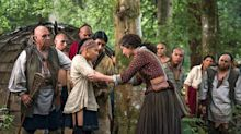Outlander author responds to casting of actor with assault record