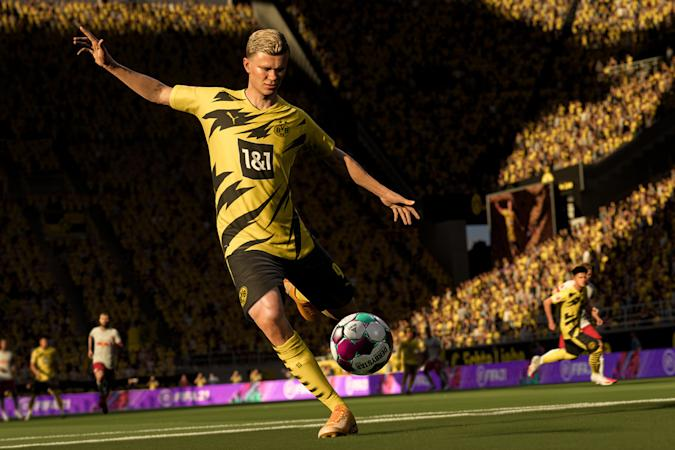 EA Sports 'FIFA 21' on PS5