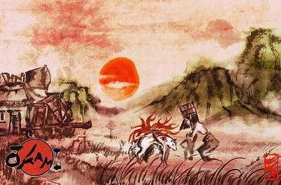 Have a brush with Okami for $25
