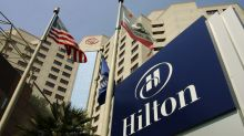 Hilton boosts outlook, Northrup Grumman posts earnings beat, Facebook's top lawyer to leave