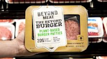 Blue Apron stock price spikes after adding Beyond Meat to meal kits