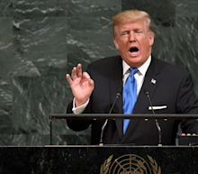 Trump Threatens To 'Totally Destroy' North Korea In 'America First' Speech At United Nations