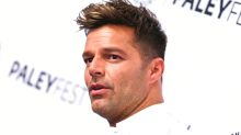 Ricky Martin's message for his anti-gay critics: 'The most I wish in this life is that we can all feel free'