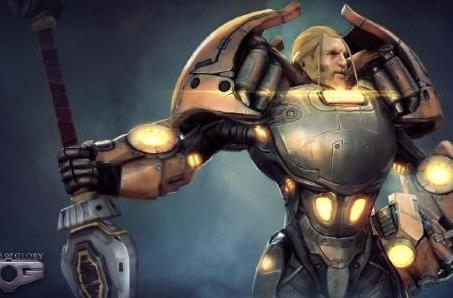 Games of Glory talks about its persistent MOBA universe