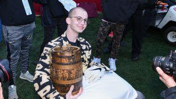Purdue student walks 100 miles to honor Tyler Trent