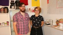 Canada in a cup: Montreal couple curates unofficial Tim Hortons 'museum'