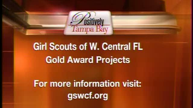 Positively Tampa Bay: Local Girl Scouts are Golden