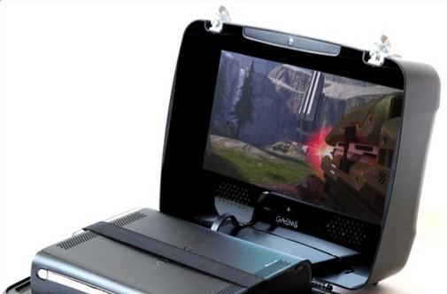 GAEMS suitcase is the solution for bad-spelling, frequently-travelling Xbox 360 gamers